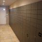 「24時間」荷物の受取が可能な「宅配ボックス」が1階にございます。住戸キーで簡単に操作が出来ます。