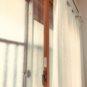 洋室(1)に「インプラス」を設置、2重サッシのため断熱性に優れ、結露やカビを防ぎます。冷暖房効率も良くなります。
