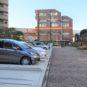 100%分の駐車場。敷地内に全世帯分の駐車場を確保してあり、ゲスト用の駐車場(無料)もございます。