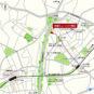 地図 最寄駅まで徒歩12分。車でも東名高速道路「川崎インターチェンジ」まで約1300mとアクセス良好!