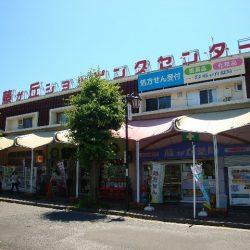 藤が丘駅前にある「藤が丘ショッピングセンター」スーパーのMOTHER'Sや中華料理店、ラーメン店等(周辺)